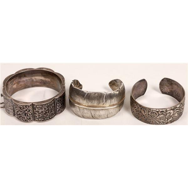 Silver Bracelets  [132067]