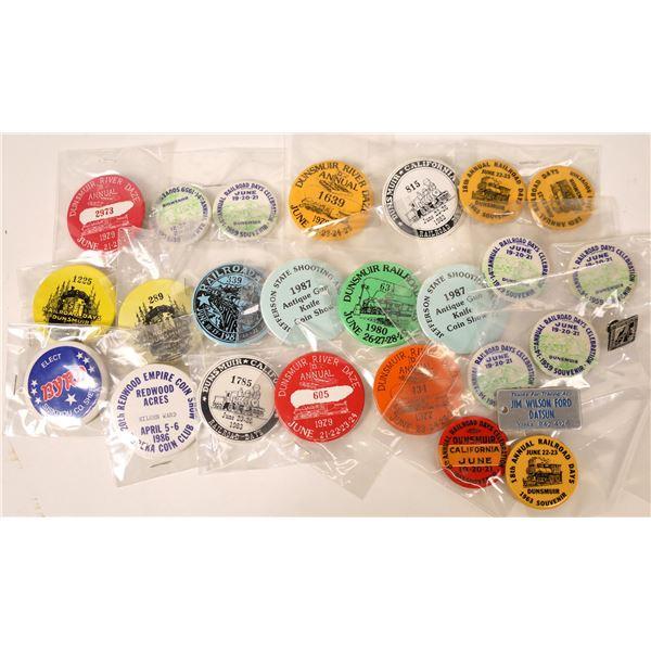 Rail Fair Badges & Pins  [131713]