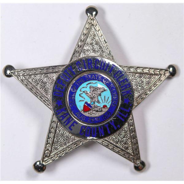 Deputy Circuit Clerks Badge  [130128]
