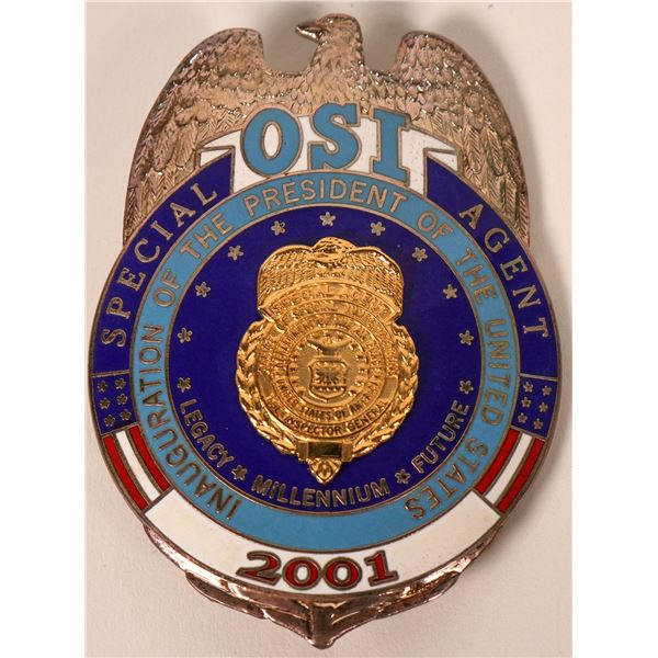 OSI Special Agent Inaugural badge  [135512]