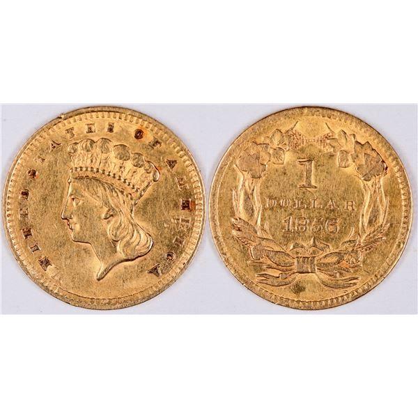 U.S. $1 Gold Piece  [124788]