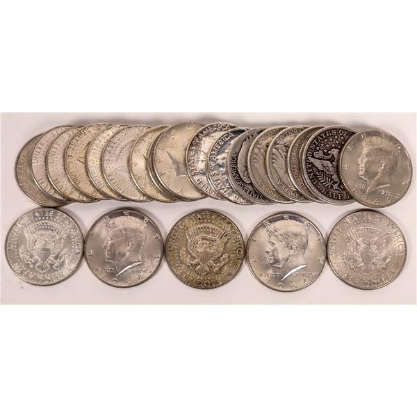 Silver Half Dollar Collection  [135358]