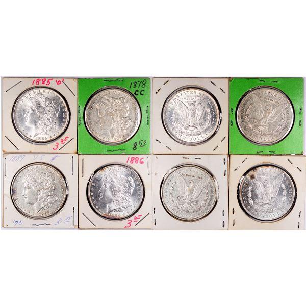 Morgan Dollar Quartet  [124781]
