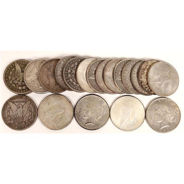U.S. Silver Dollars  [131178]
