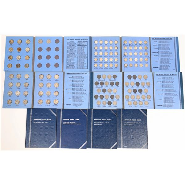 U.S. Coin Album Collection  [124798]