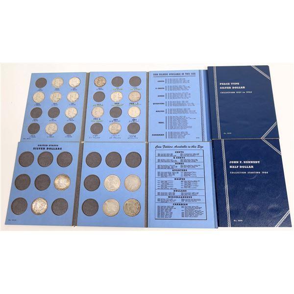 U.S. Coin Albums  [124800]