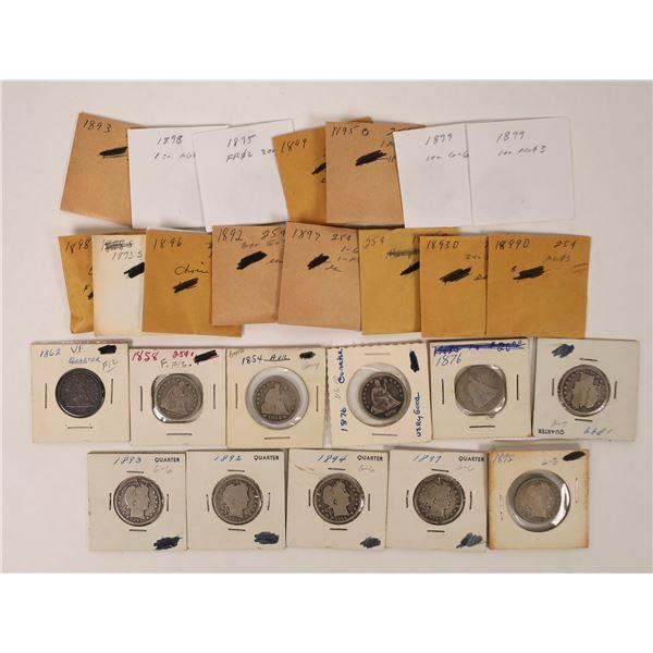 Quarter Collection 19th Century  [135359]