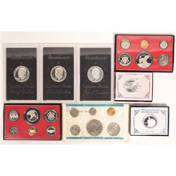 US Mint Coin Sets & Proofs  [134030]