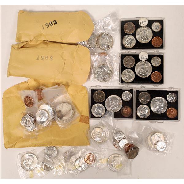 1958-1964 U.S. Mint Sets  [124785]