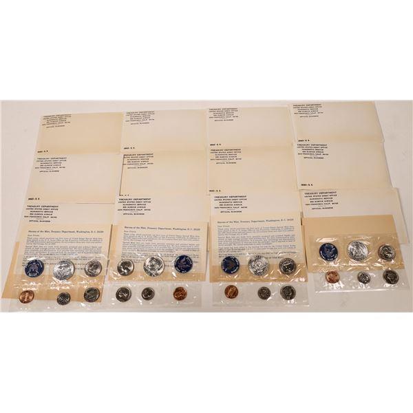 1965 Special Mint Sets Original Packaging  [124784]