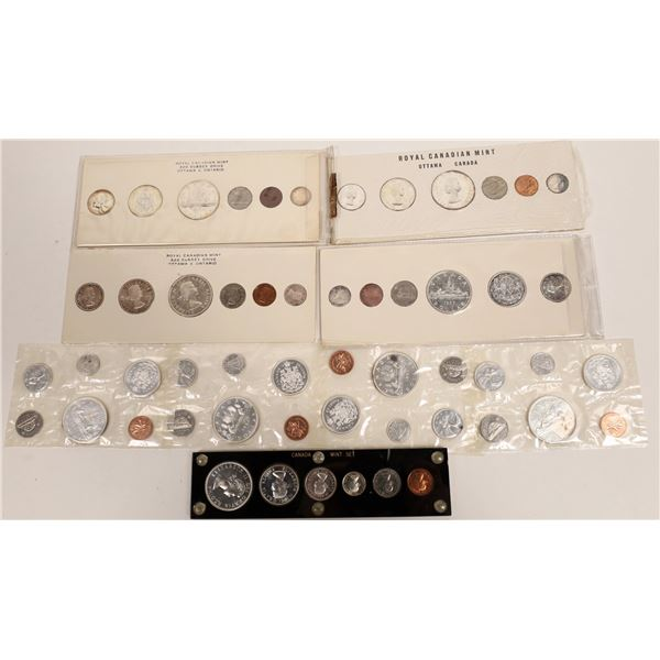Canadian Uncirculated Sets  [131163]