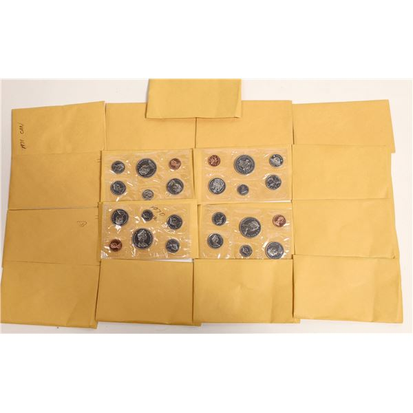 Canadian Uncirculated Sets 1970 & 1971  [131172]