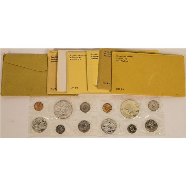 Republic of Panama Proof Sets  [124022]