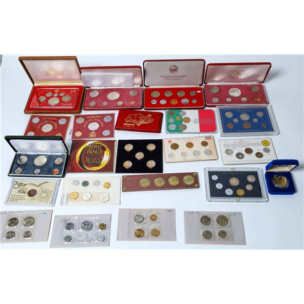 Worldwide Collection of  Mint and Proof Sets  [132038]