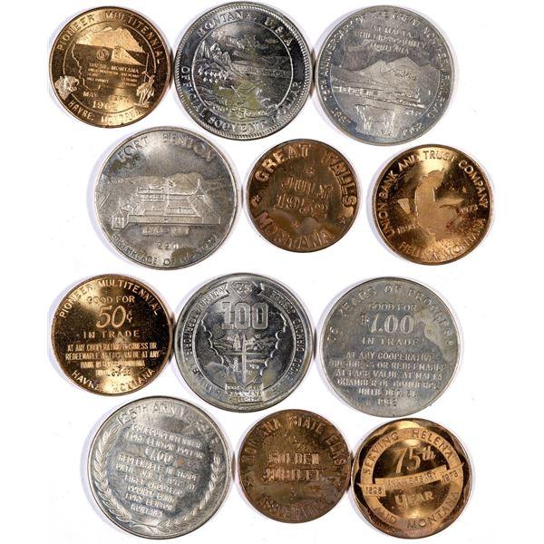 Montana Medals  [132194]