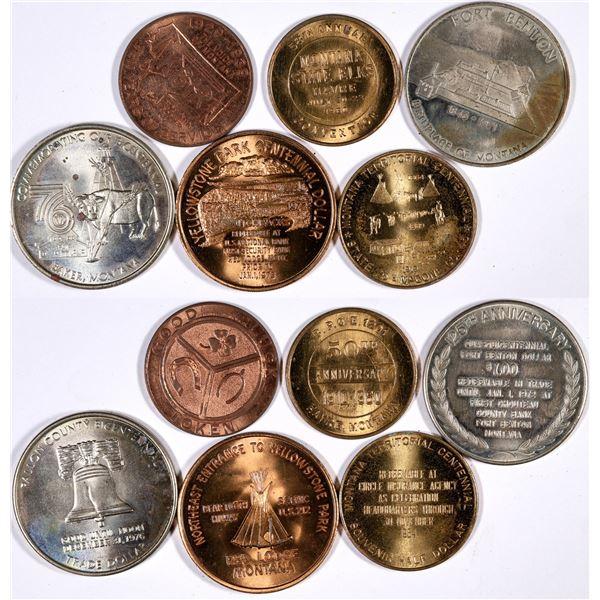 Montana Medals  [132195]