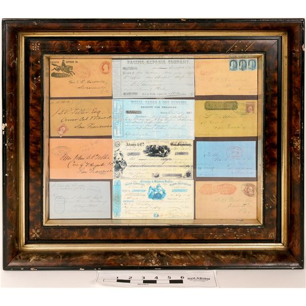 Bank Note Framed Displays  [135588]