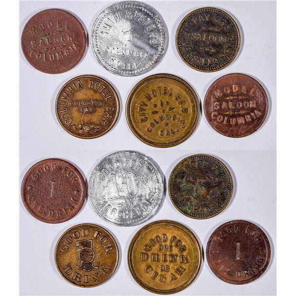 Columbia Token Collection  [132002]
