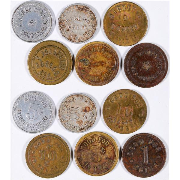 Durham Token Collection  [132017]