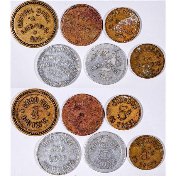 Fairfield Token Collection  [132008]