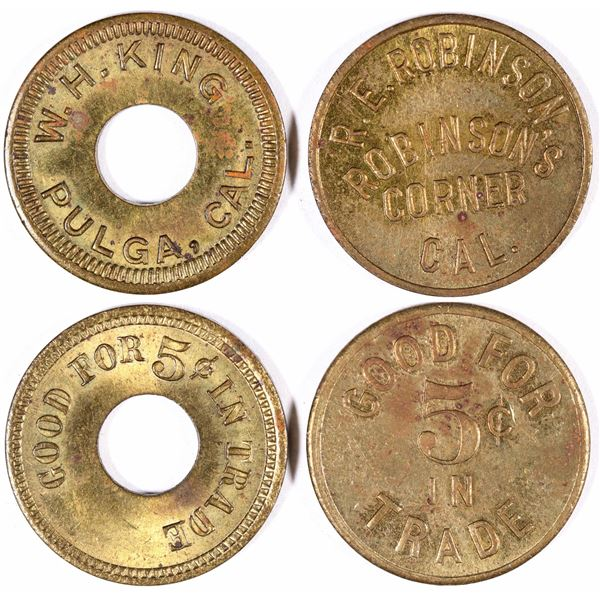 Two Tokens From One Token Towns  [132133]