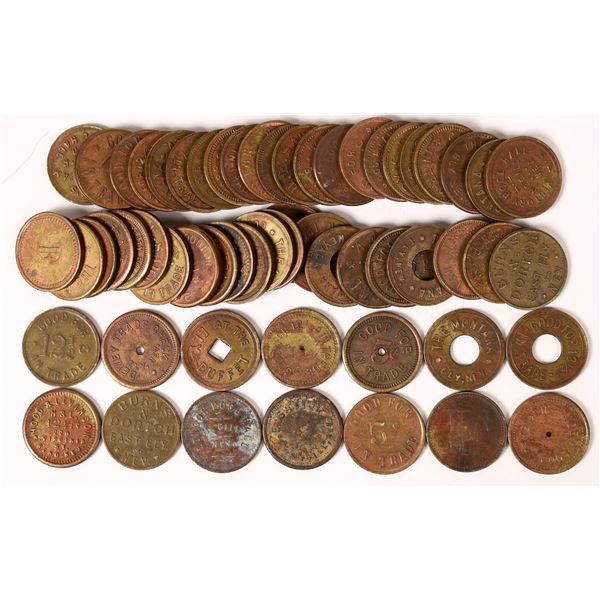 Ely Area  Token Collection  [126090]
