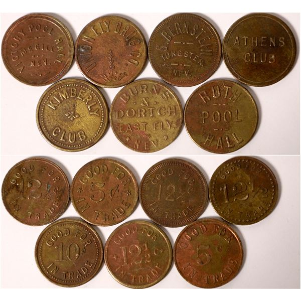 Ely Area  Token Collection  [126106]
