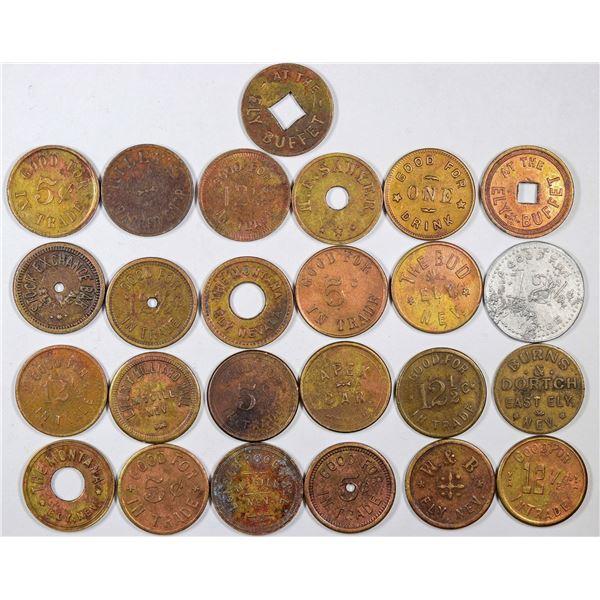 Eastern Nevada Token Collection  [126102]