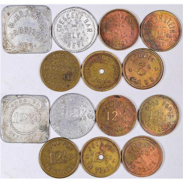 Northern Nevada Token Collection  [126105]