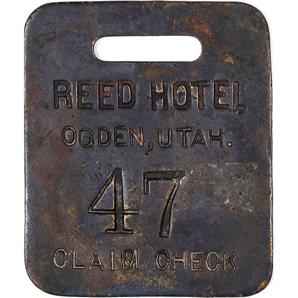 Reed Hotel Key Tag  [129309]