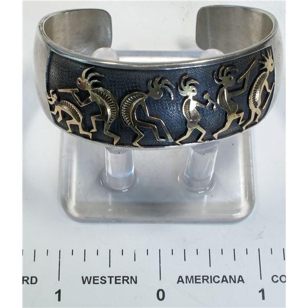 Mark Yazzie Cuff Bracelet  [135331]
