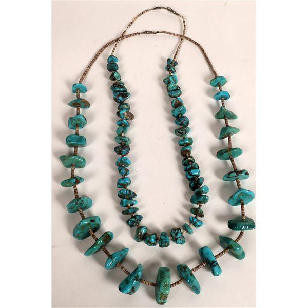 Santo Domingo Turquoise Necklaces  [132785]