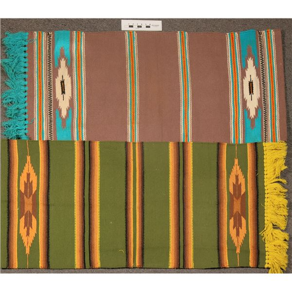 Navajo Style Rugs  Lot of 2 [108739]