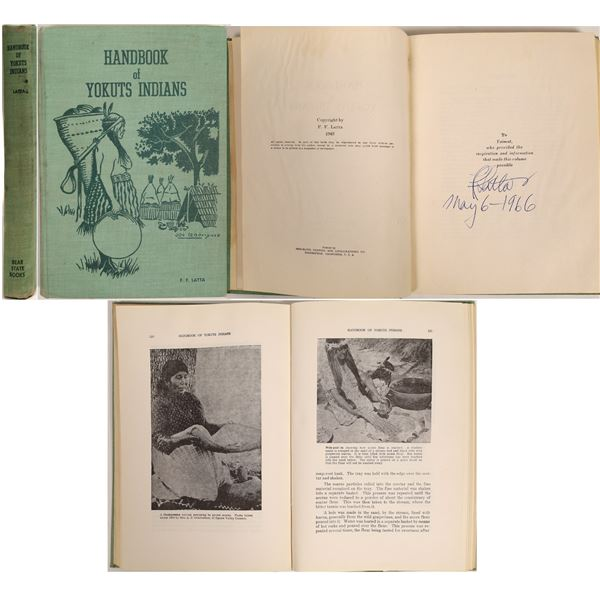 Handbook of Yokuts Indians  [132827]