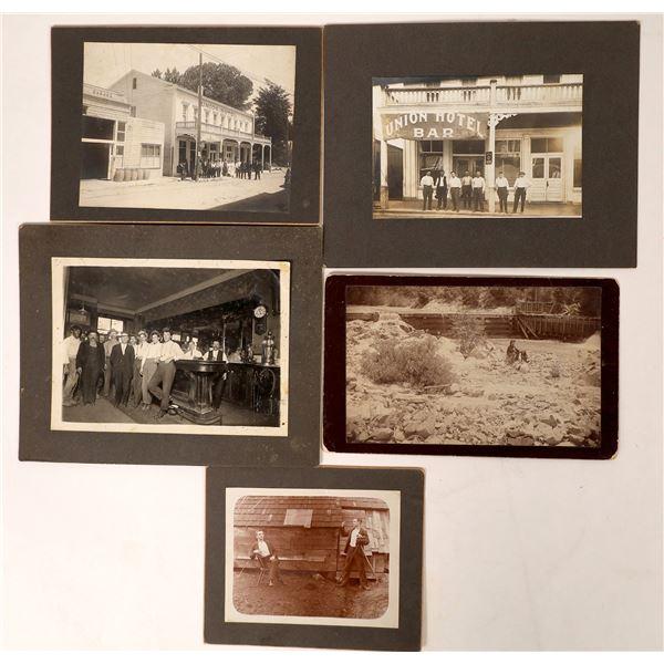 Union Hotel and Bar Photos, Grass Valley?, California - 6  [129922]