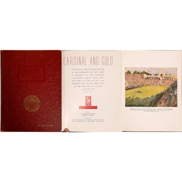 Cardinal and Gold-USC  [132457]