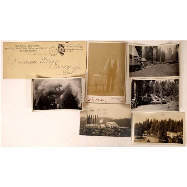 Nevada County Rare Photos  [129920]