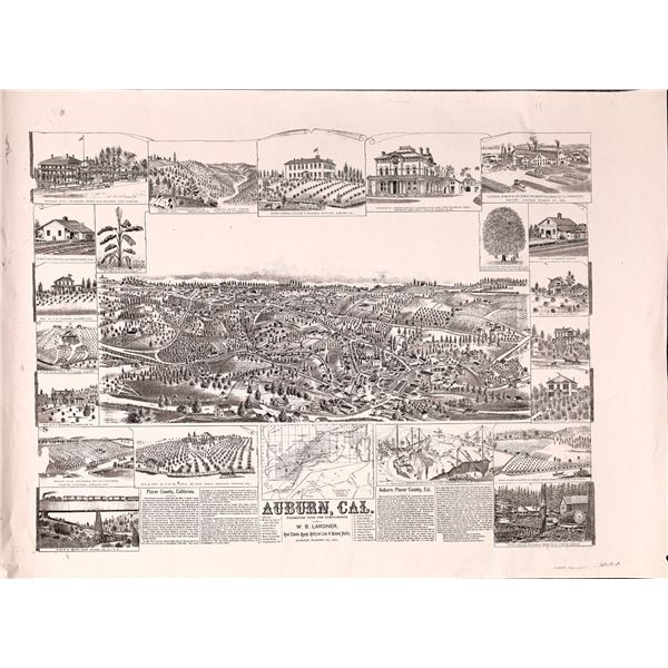 Placer County Maps  [132405]