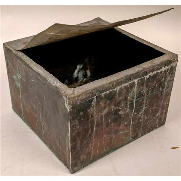Stockton Post Office Time Capsule Box  [131611]