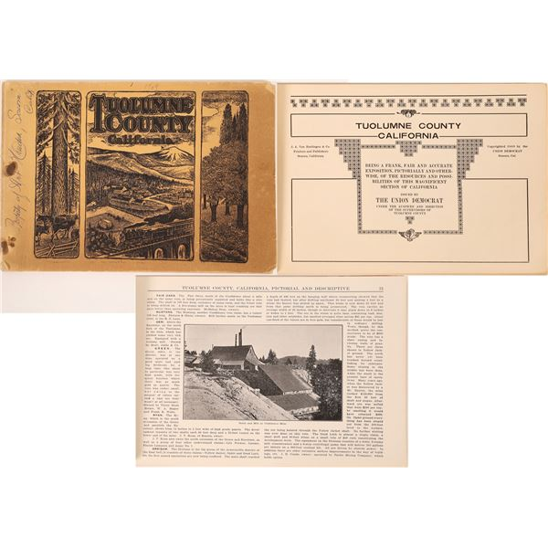 Tuolumne County Booklet  [131664]