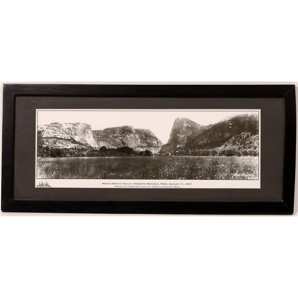 Hetchy Hetchy Valley, Yosemite National Park Print  [129687]