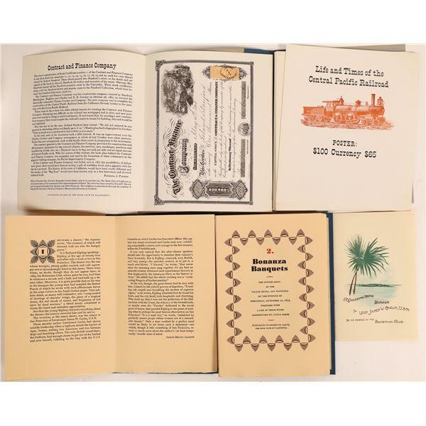 Keepsake Series - The Book Club of California  [132340]