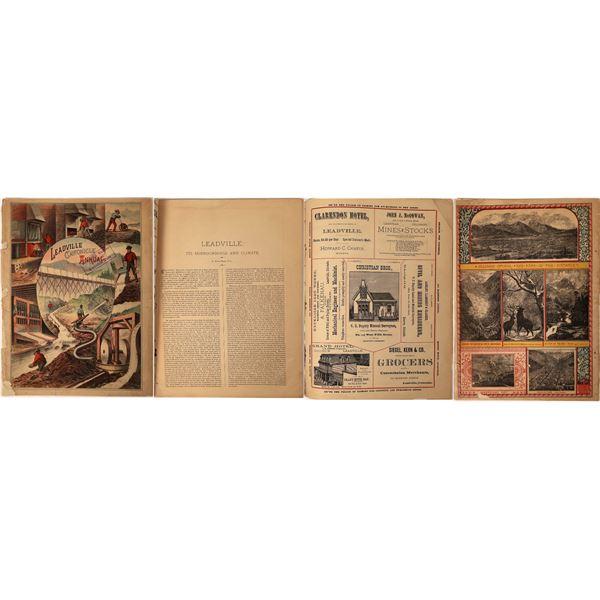 Leadville Chronicle Annual (1882)  [121718]