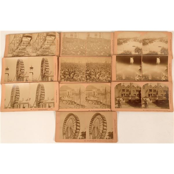 Colombian Exposition Stereo-view Collection  [135516]