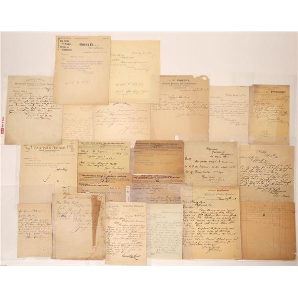 Coffeyville, Kansas Archive  [131763]