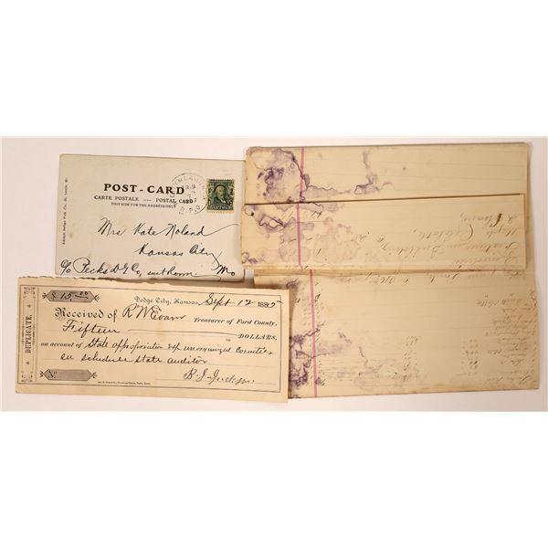 Dodge City 1885 Store Inventory Audit  [131623]