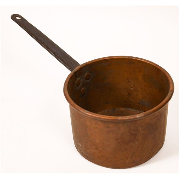 Hand Made Copper Pot  [131974]
