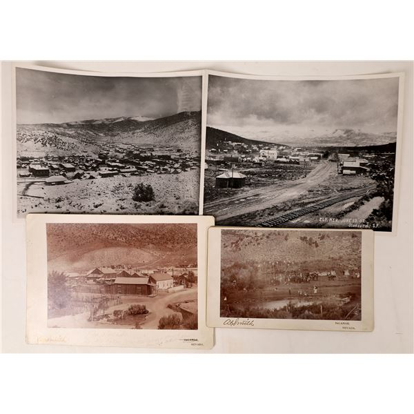 Ely, Nevada Early Photograph Collection  [130062]