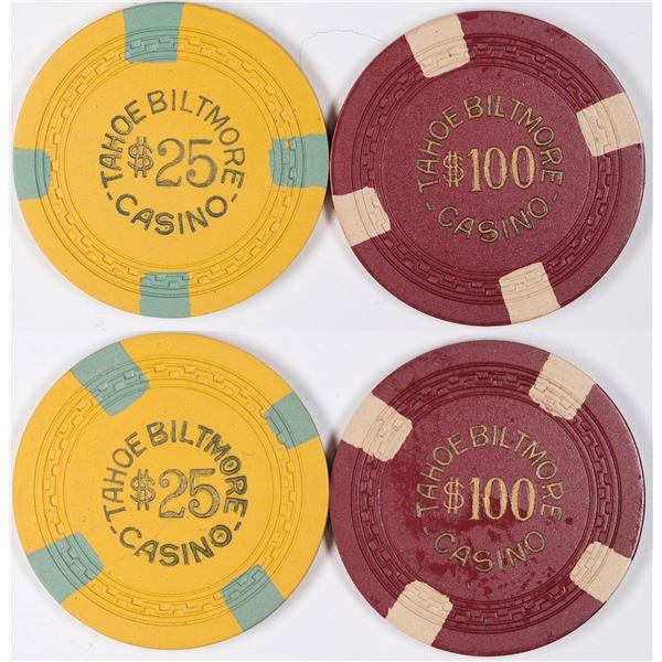Tahoe Biltmore Gaming Chips  [131213]