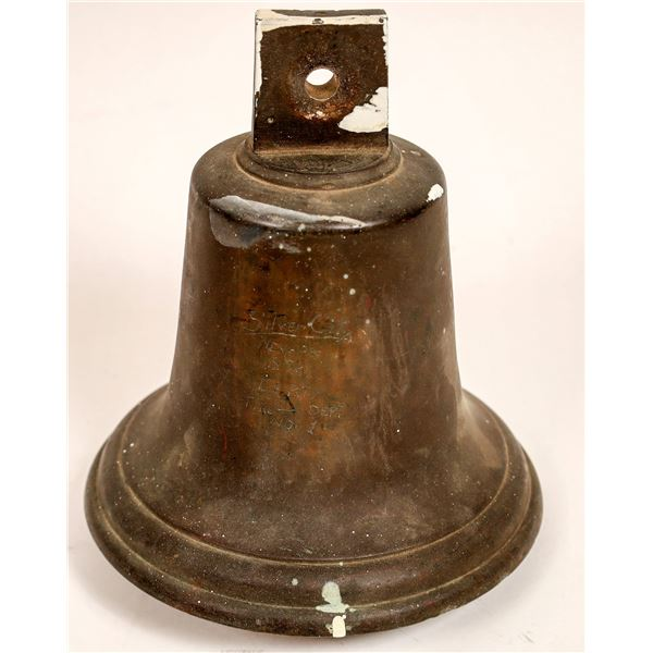 Comstock Area Fire Bell  [131842]